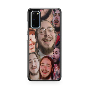 Post Malone College Samsung Galaxy S20 Phone Case