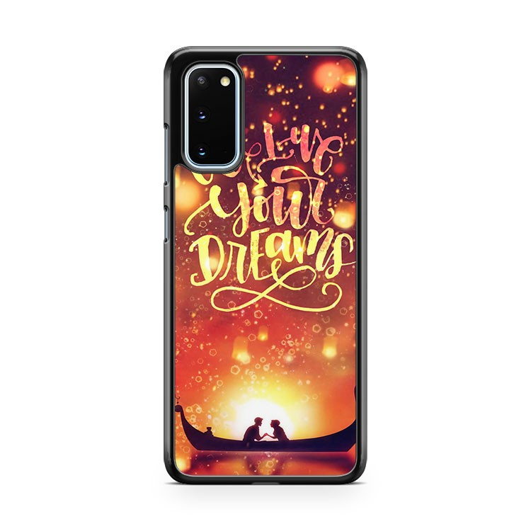 Quotes From Tangled Samsung Galaxy S20 Phone Case