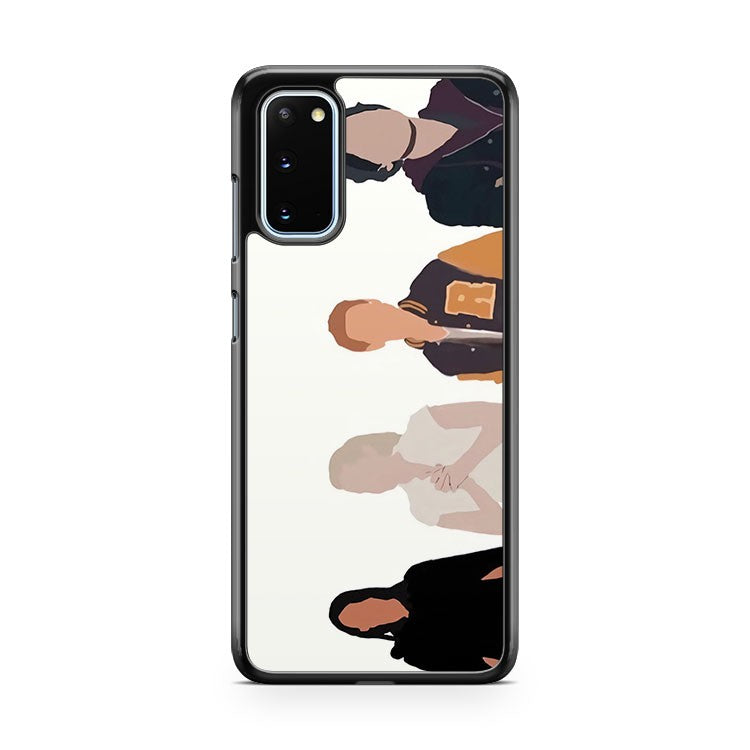 Riverdale Charater Cartoons Samsung Galaxy S20 Phone Case