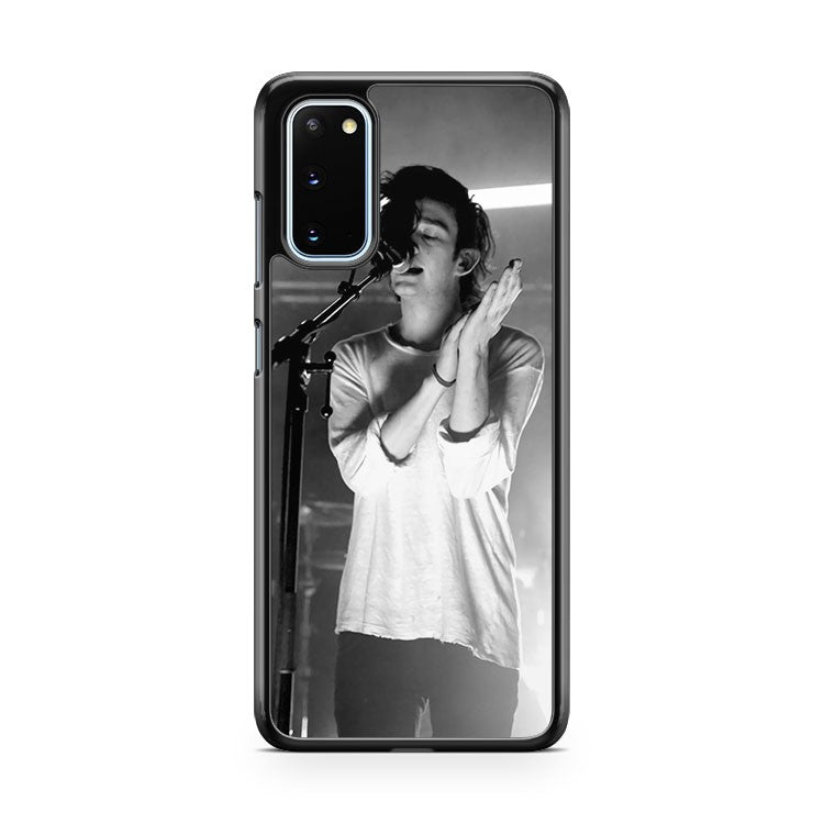 The 1975 Matty Healy Performing Samsung Galaxy S20 Phone Case
