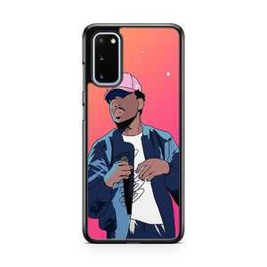 The Chance Rapper Samsung Galaxy S20 Phone Case