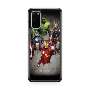 The Incredible Hulk Avengers Samsung Galaxy S20 Phone Case