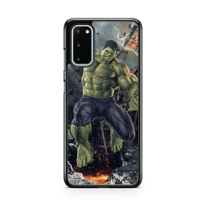 The Incredible Hulk Superhero 2 Samsung Galaxy S20 Phone Case