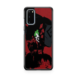 The Joker And Harley Quinn Samsung Galaxy S20 Phone Case