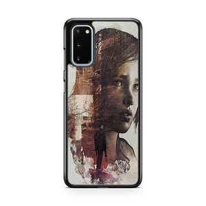 The Last Of Us Poster Art Samsung Galaxy S20 Phone Case