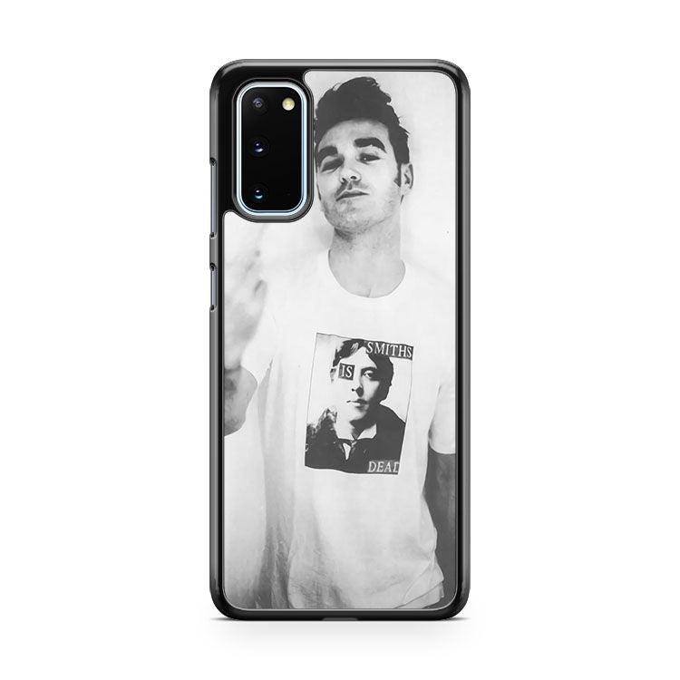 The Smiths Morrissey Steven Patrick Samsung Galaxy S20 Phone Case