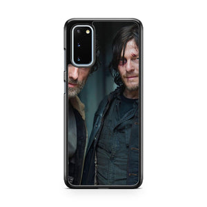 The Walking Dead Samsung Galaxy S20 Phone Case