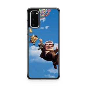 Disney Up 4 Samsung Galaxy S20 Phone Case