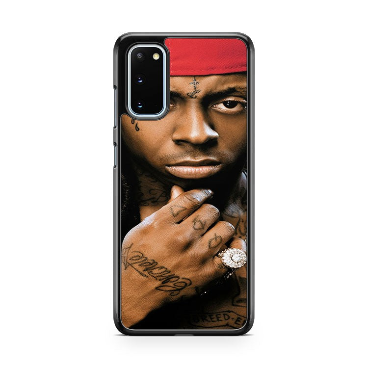 Lil Wayne So Cool Samsung Galaxy S20 Phone Case