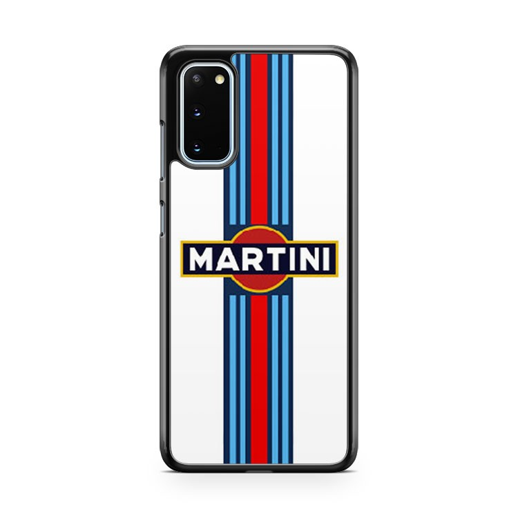 Martini Racing Logo Samsung Galaxy S20 Phone Case