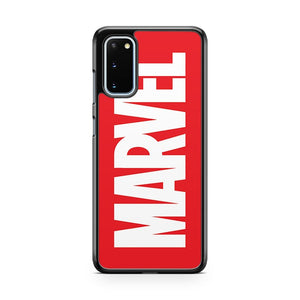 Marvel Logo 2 Samsung Galaxy S20 Phone Case