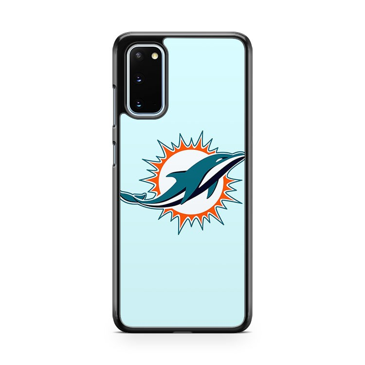 Miami Dolphins Roster Mascot Samsung Galaxy S20 Phone Case