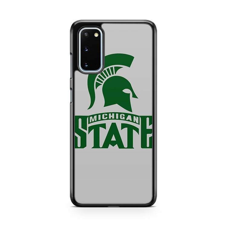 Michigan State Spartans Logo Samsung Galaxy S20 Phone Case