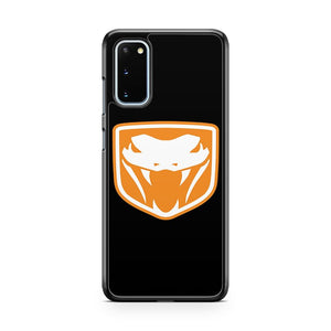 Dodge Viper Logo Samsung Galaxy S20 Phone Case