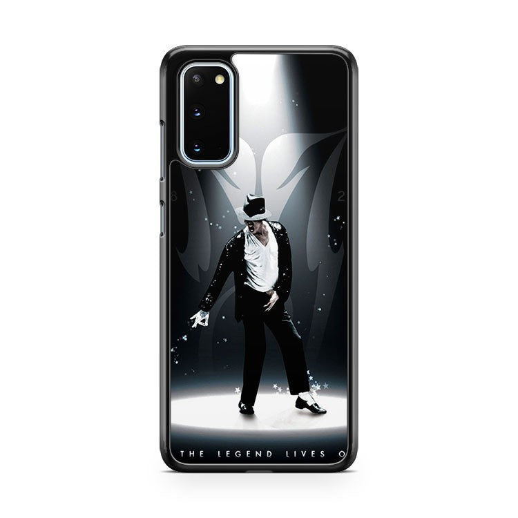 Michael Jackson Legend Samsung Galaxy S20 Phone Case