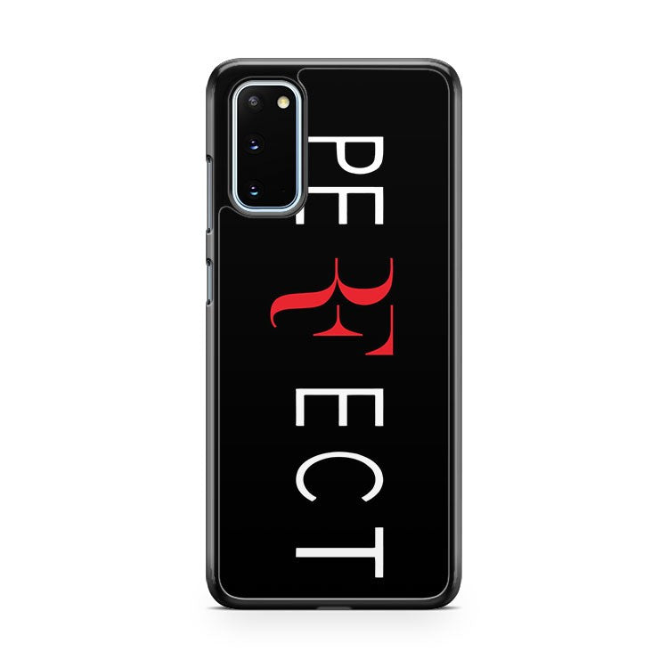 Roger Federer Rf Perfect Tennis Samsung Galaxy S20 Phone Case