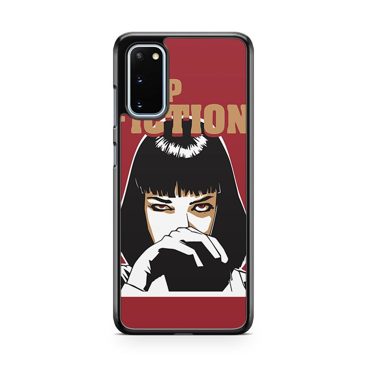 Pulp Fiction Retro Samsung Galaxy S20 Phone Case