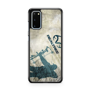 Realtree Archery Deer Camo Samsung Galaxy S20 Phone Case
