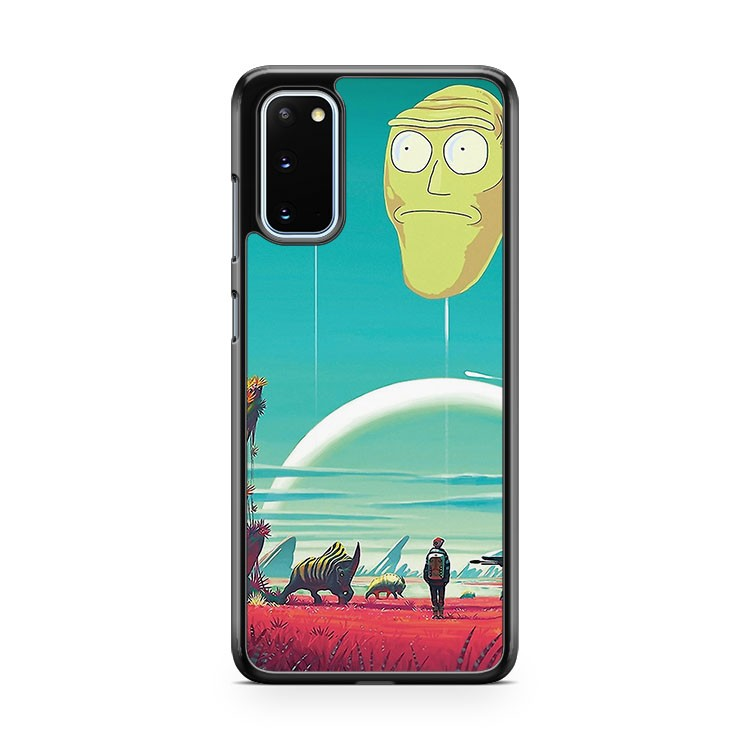 Rick And Morty 161 Samsung Galaxy S20 Phone Case