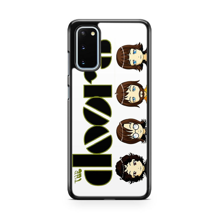 The Doors Squad 2 Samsung Galaxy S20 Phone Case