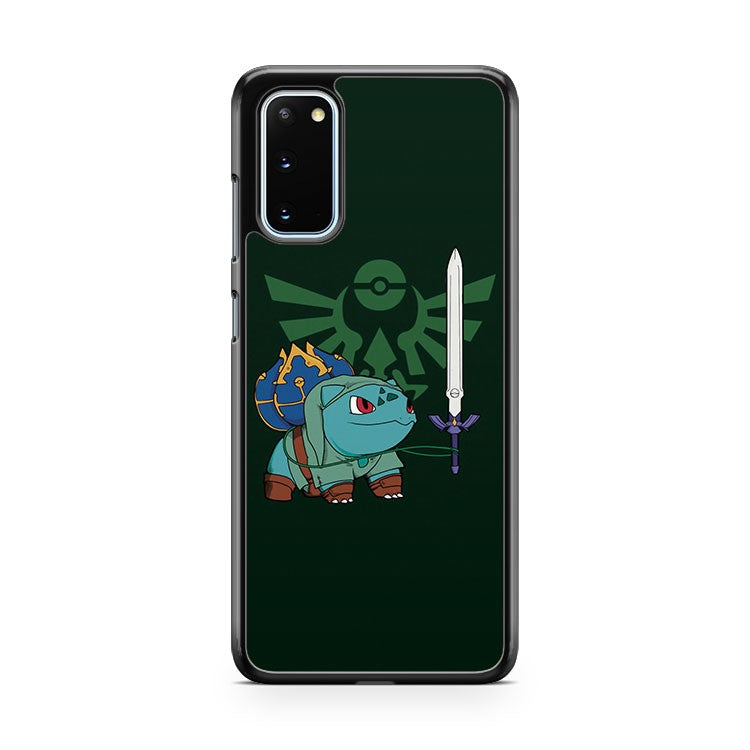 The Hero Of Time And Grass Pokemon Bulbasaur Samsung Galaxy S20 Phone Case