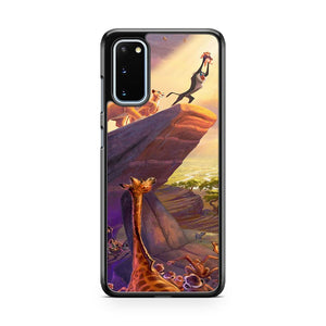 The Lion King Samsung Galaxy S20 Phone Case