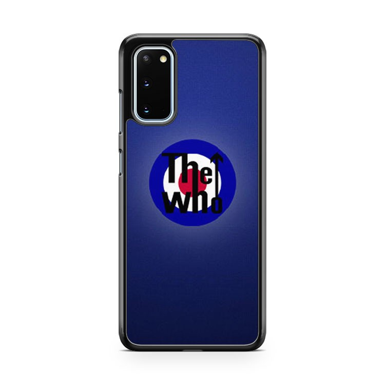 The Who Band Samsung Galaxy S20 Phone Case