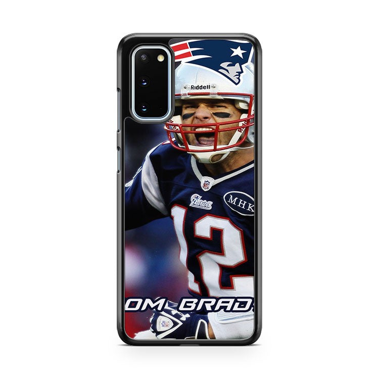 Tom Brady Samsung Galaxy S20 Phone Case