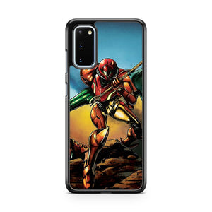 Armored Maiden The Hunter Samsung Galaxy S20 Phone Case