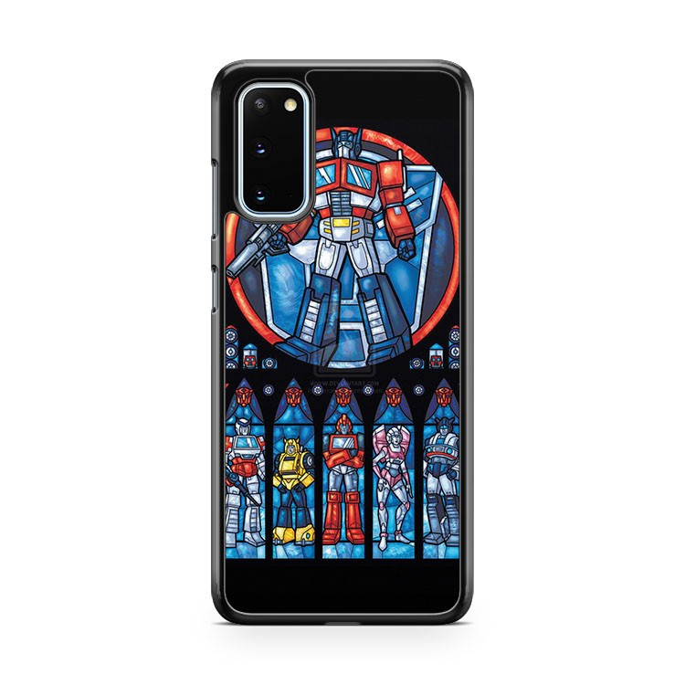 Autobots Roll Out Samsung Galaxy S20 Phone Case