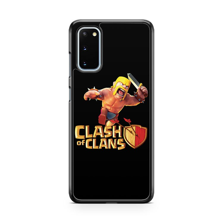 Barbarian Clash Of Clans Samsung Galaxy S20 Phone Case