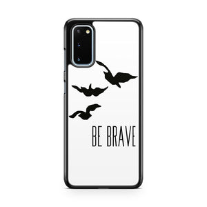 Divergent Be Brave Samsung Galaxy S20 Phone Case