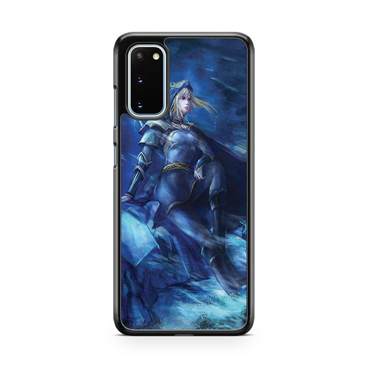 League Of Legends Ashe Samsung Galaxy S20 Phone Case
