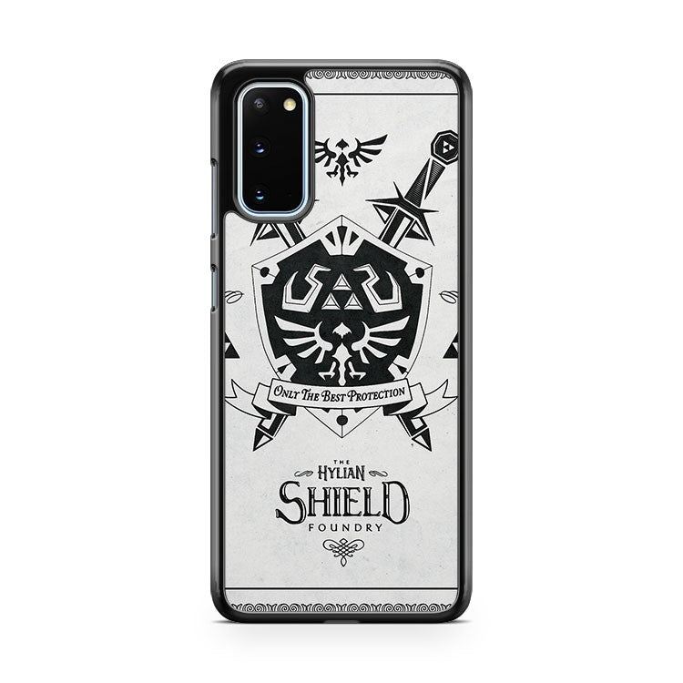 Legend Of Zelda Hylian Shield Geek Line Artly Samsung Galaxy S20 Phone Case