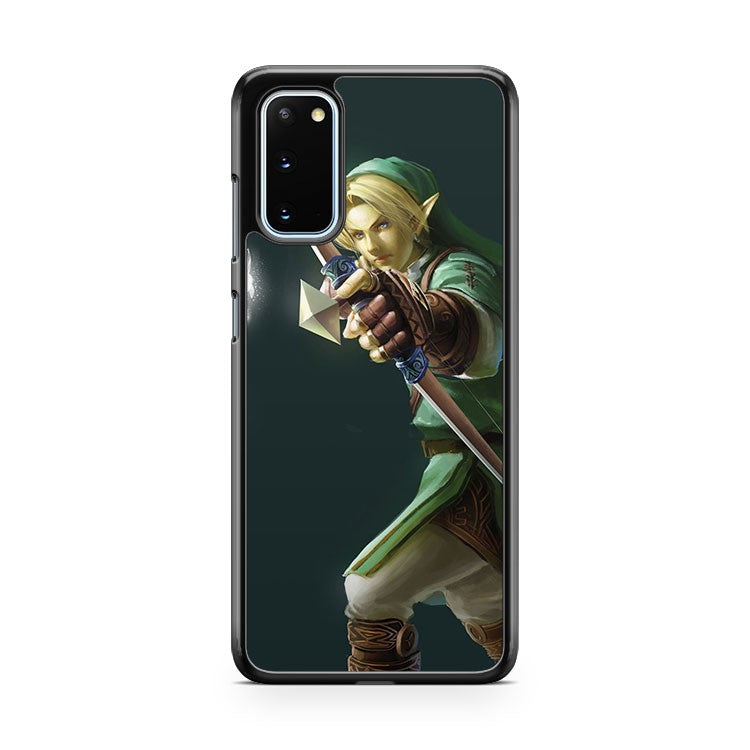 Legend Of Zelda Ocarina Of Time Samsung Galaxy S20 Phone Case