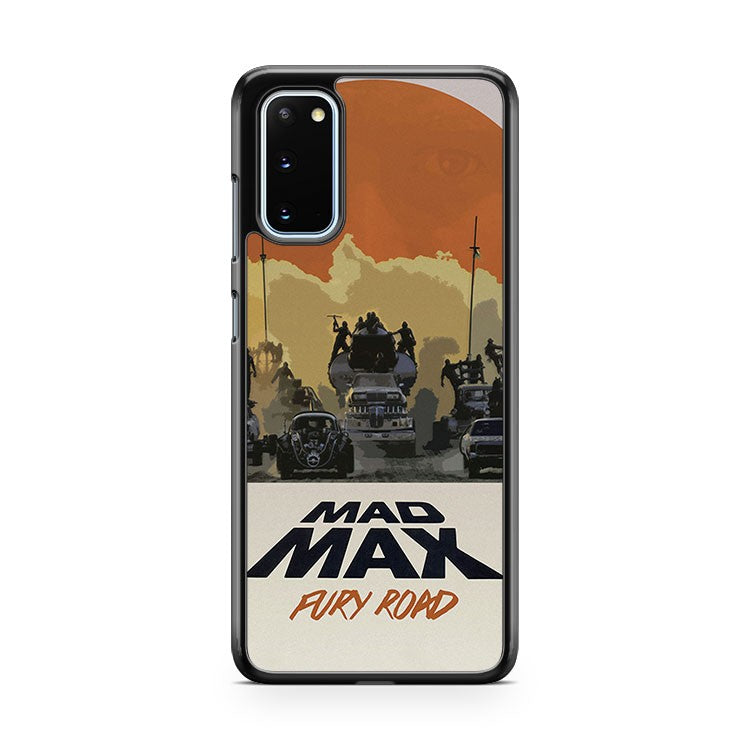 Mad Max Fury Road Action Film Samsung Galaxy S20 Phone Case
