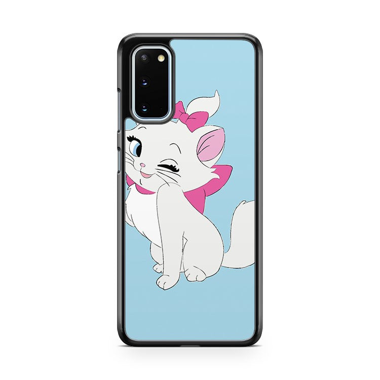 Marie Winking The Aristocats Samsung Galaxy S20 Phone Case