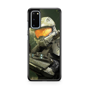 Master Chief Samsung Galaxy S20 Phone Case