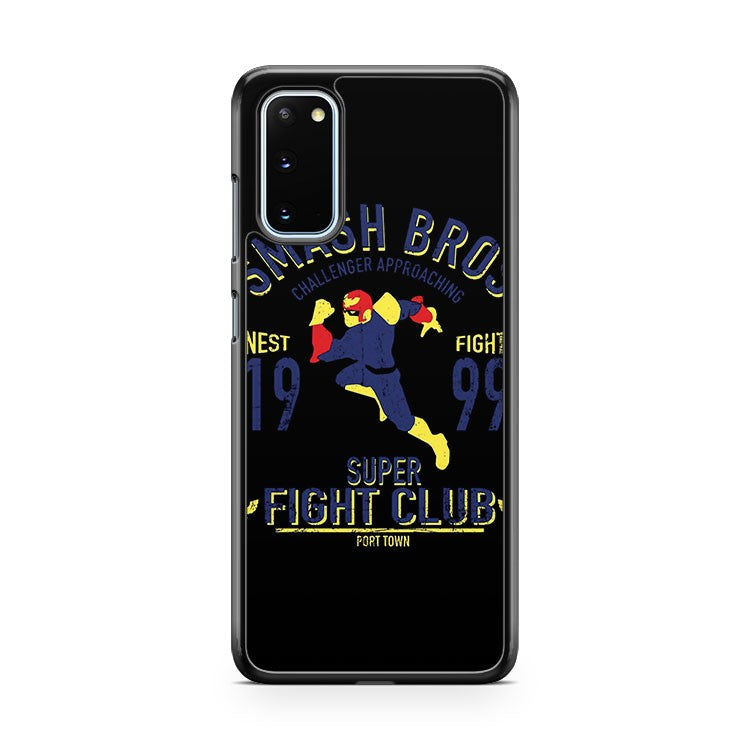 Port Town Fighter Samsung Galaxy S20 Phone Case