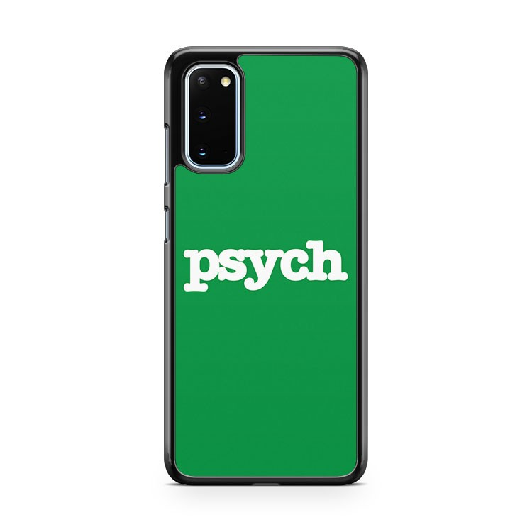 Psych Samsung Galaxy S20 Phone Case