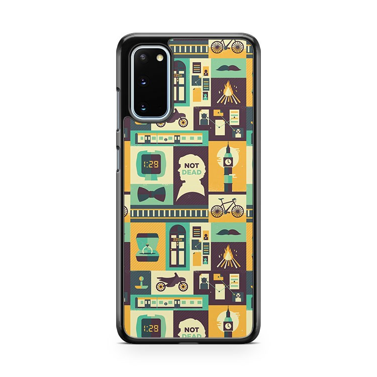 The Empty Hearse Samsung Galaxy S20 Phone Case