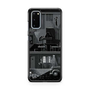 The Night Club Samsung Galaxy S20 Phone Case