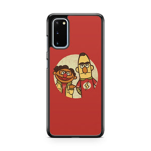 The Puppet Paradox Samsung Galaxy S20 Phone Case