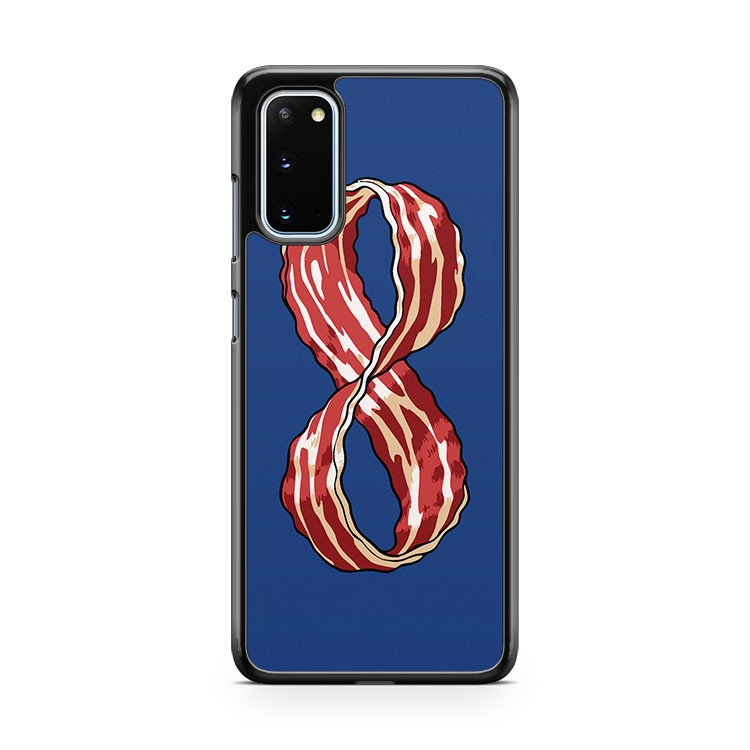 The Shirt Of Infinite Bacon Samsung Galaxy S20 Phone Case