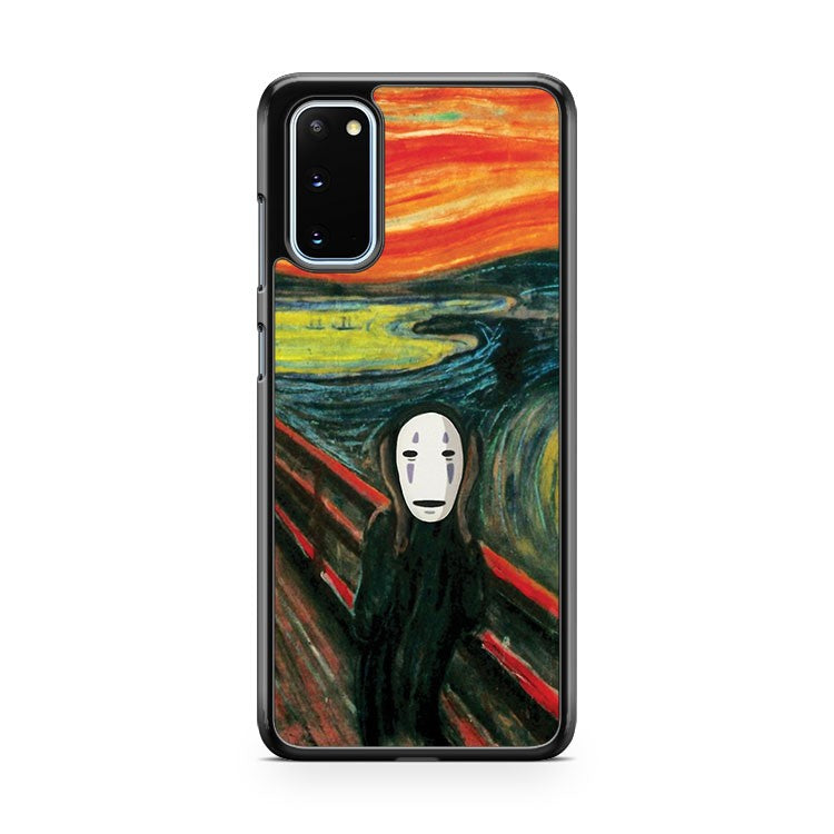 The Spirited Scream Samsung Galaxy S20 Phone Case