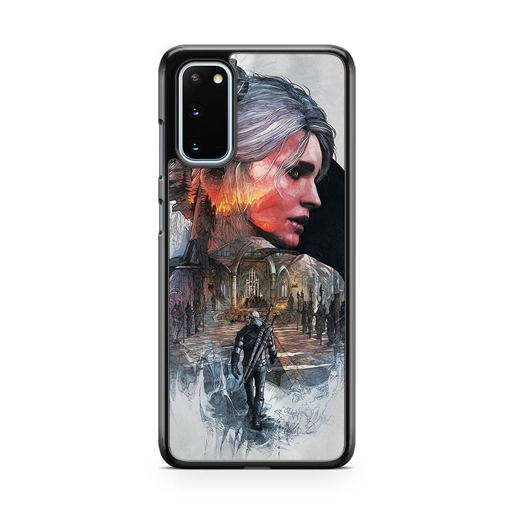 The Witcher 3 Ciri Samsung Galaxy S20 Phone Case