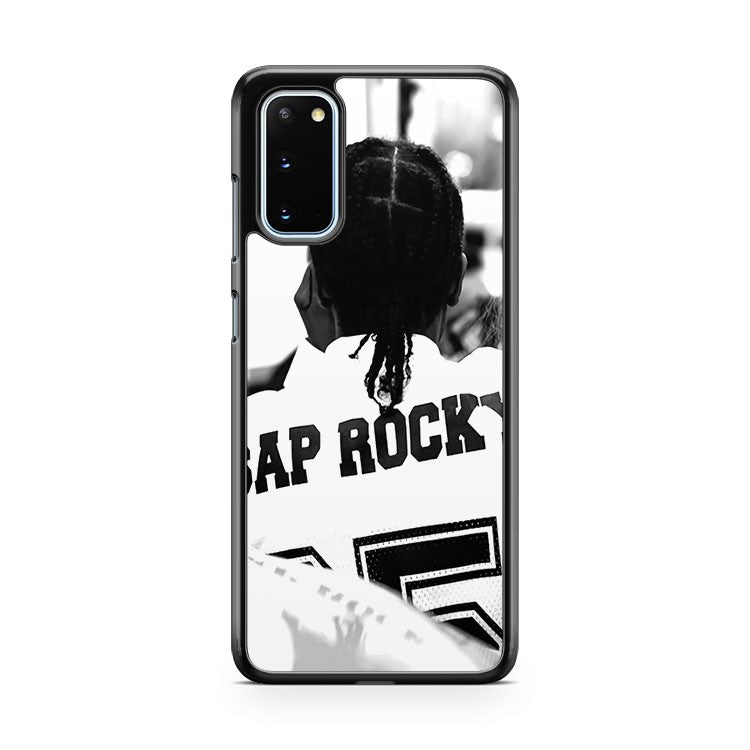 Asap Rocky And Cara Delevingne Samsung Galaxy S20 Phone Case