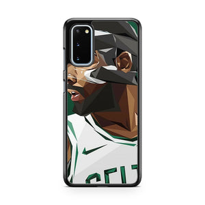 Basketball Kyrie Irving Cool Helmet Samsung Galaxy S20 Phone Case