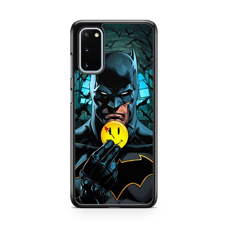 Dc Comics Batman Flash The Button Samsung Galaxy S20 Phone Case