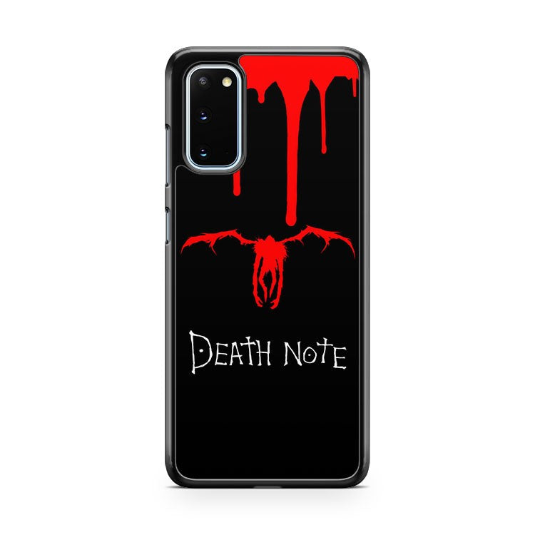Death Note Japanese Anime Samsung Galaxy S20 Phone Case